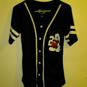Disney Mickey Mouse Jersey